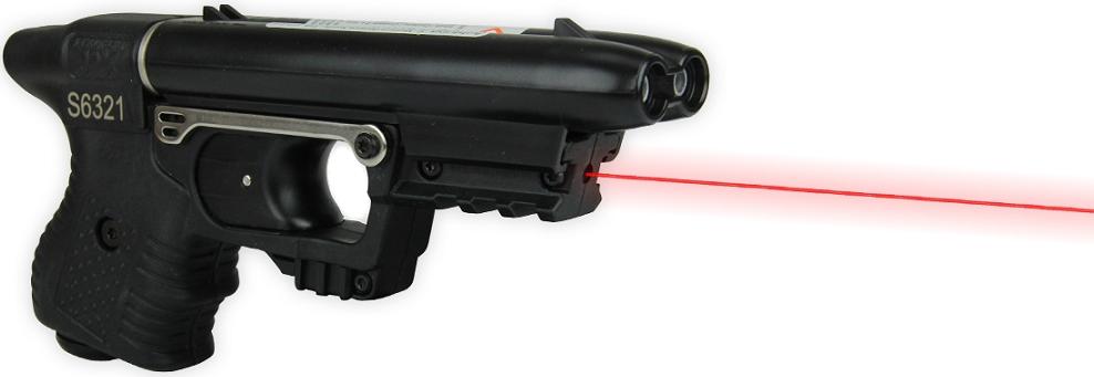 Jet Protector JPX Reizstoff-Abwehrgerät mit intigrierter Lasereinheit